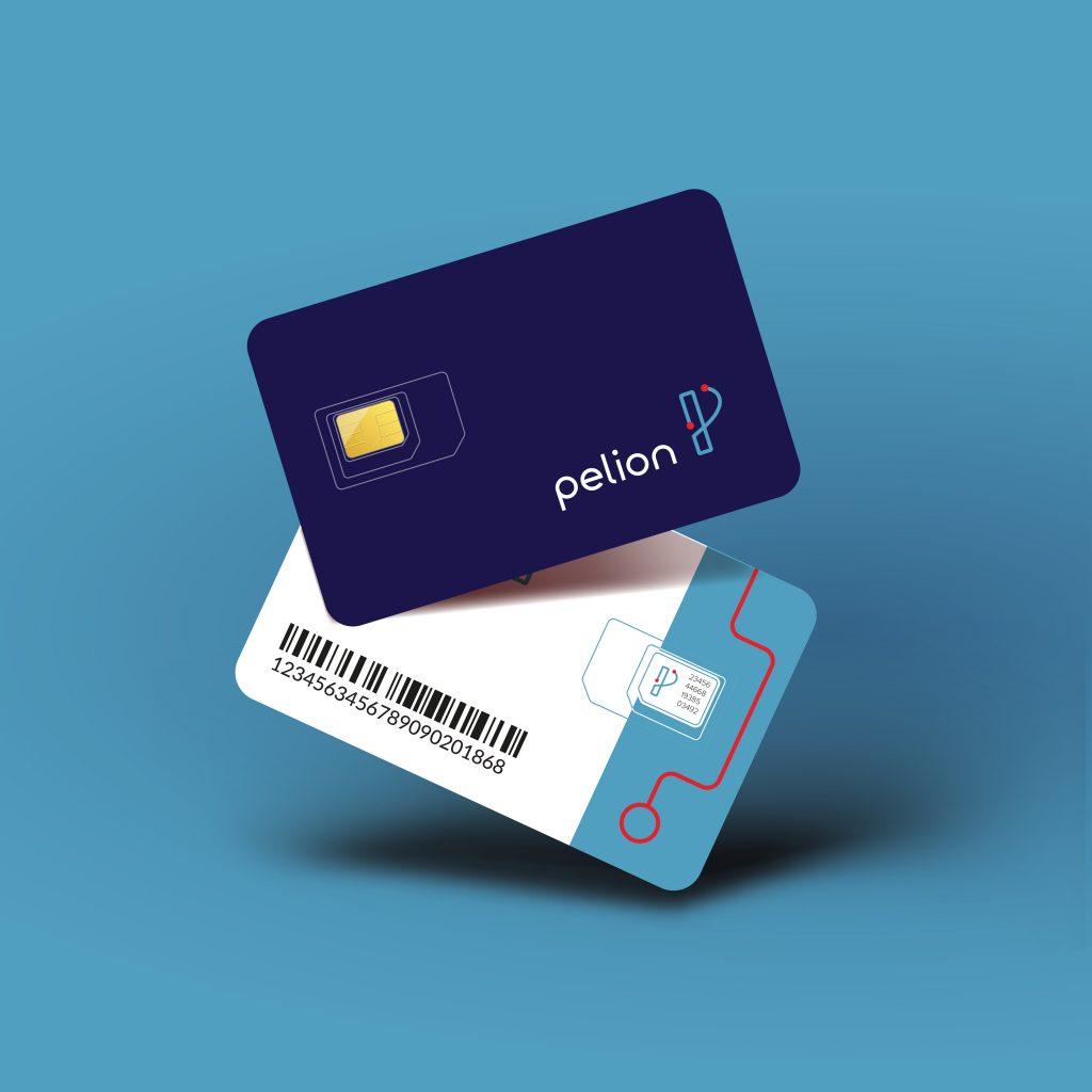 Pelion IoT SIM card