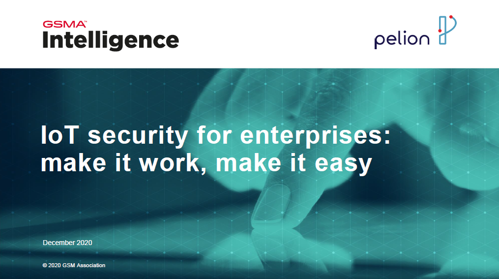 85% of enterprises change their security practices as a result of their IoT deployments