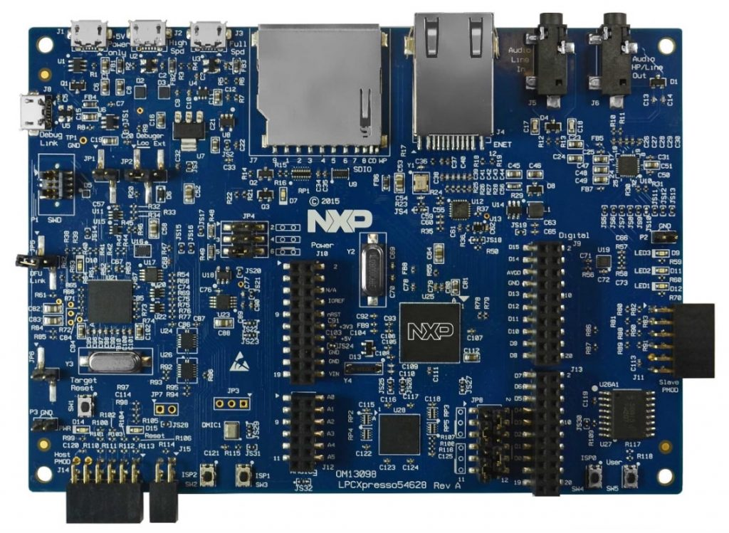 OM13098: LPCXpresso54628 DK